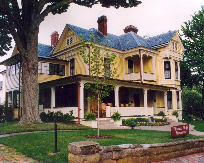 Thomas Wolfe House